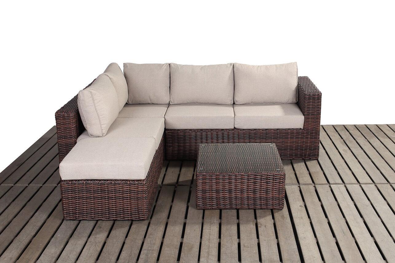 Windsor Small corner left garden furniture suite. Garden Furniture Garden Furniture  Bedroom Furniture  Boutique
