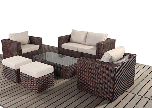 Windsor Small sofa set garden furniture suite