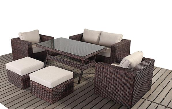 Windsor Table sofa garden furniture suite