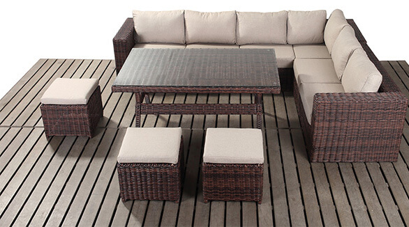 Windsor Table corner right garden furniture suite. Garden Furniture Garden Furniture  Bedroom Furniture  Boutique