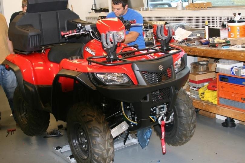 Quad Bike Build Fee - 48 Hour Service