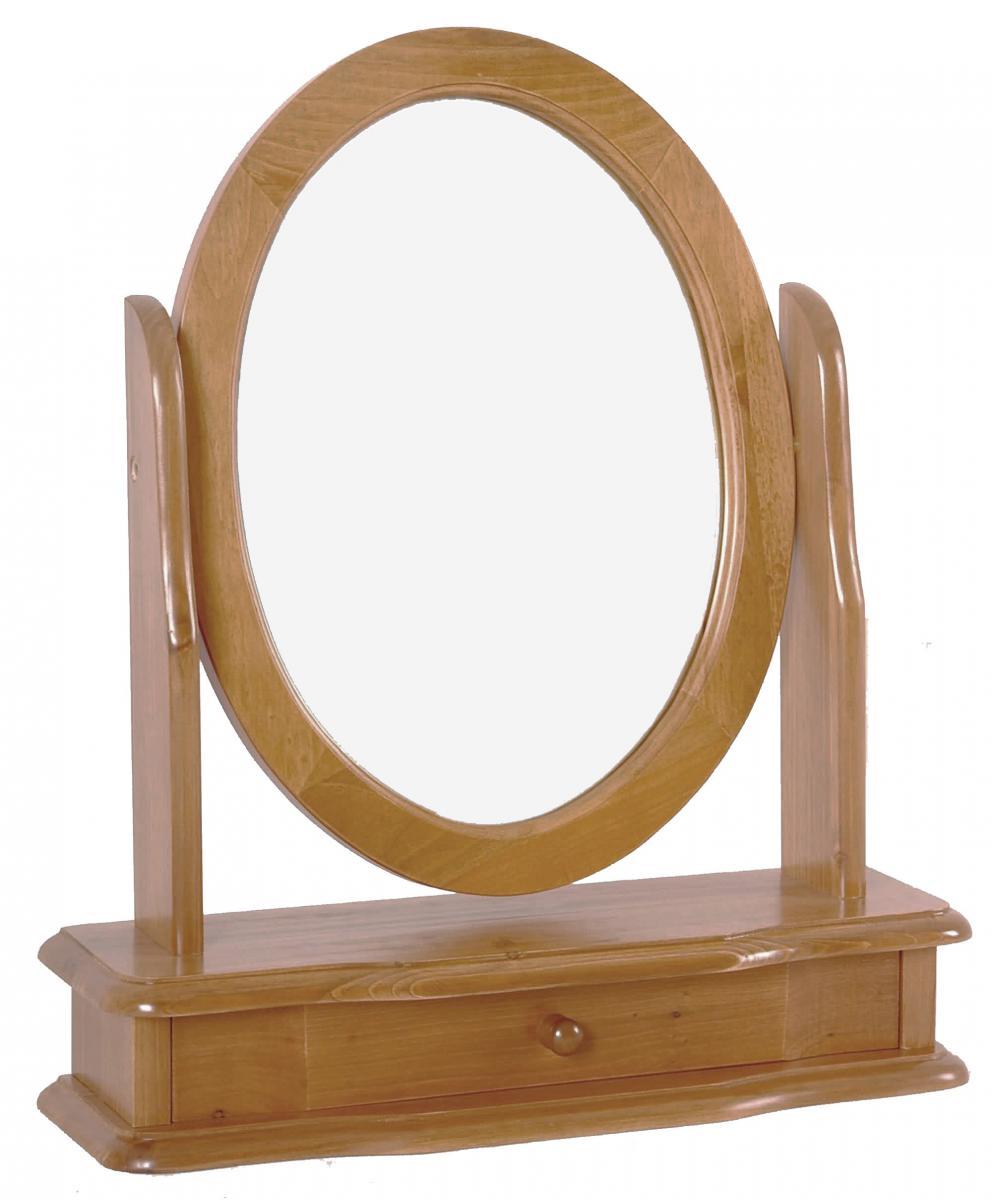 Skagen Dressing Table Mirror Round