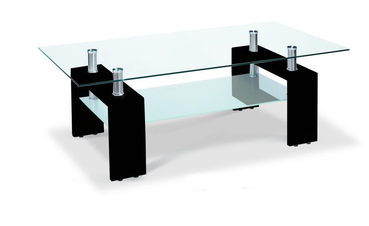 Telford Coffee Table High Gloss Black